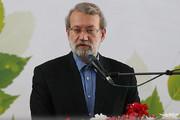 وعده لاریجانی به نمایندگان استان برای تامین ردیف بودجه آب اصفهان