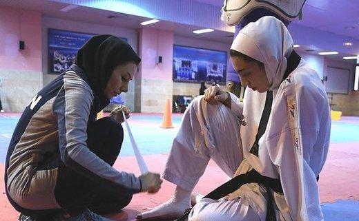 ببینید | ویدئوی مهمی که مازیار ناظمی از کیمیا علیزاده منتشر کرد