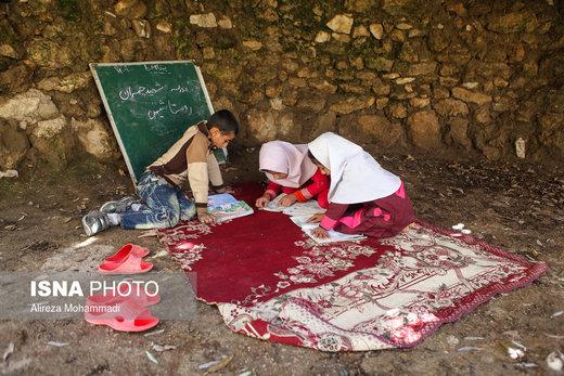 مدارس عشایری شهرستان ایذه