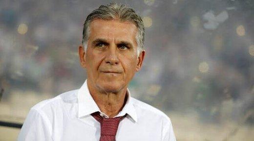 دیدار مسوولان فدراسیون فوتبال کلمبیا با کیروش در اروپا