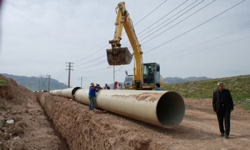 طرح انتقال آب ارس بر اساس نقشه های مصوب اجرا میشود