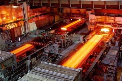 حجم تصدير المنتجات الفولاذية يشهد ارتفاعاً بنسبة 104 بالمئة