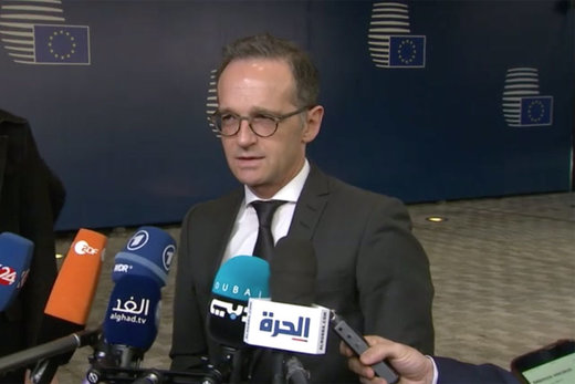 German FM: JCPOA important for Europe's security