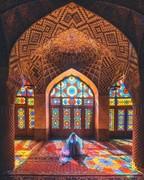 عکسهای دختر روس از جاذبههای تاریخ ایران