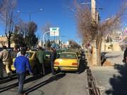 اعتراض تاکسیرانان شهرکردی به ارزانی تاکسیهای اینترنتی