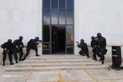 تصاویر | تمرینات نیروهای امنیتی برای مقابله با حملات تروریستی