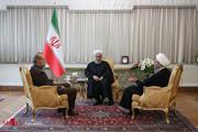روحانی: صادرات نفت ما بعد از ۱۳ آبان به مراتب بهتر شده است