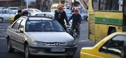 عکس جدید از دوچرخهسواری شهردار تهران