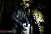 تصاویر | گشت شبانه با پلیس در محلههای ترسناک تهران