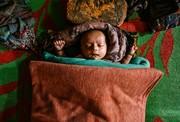 تصاویر | بازماندگان یک قتل عام و کشتار وحشیانه
