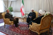 Iran Pres: US failed to promote economic chaos in Iran