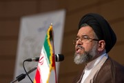 Minister of Intelligence congratulates Ayatollah Larijani on appointment