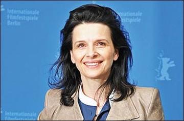 ژولیت بینوش، رییس هیات داوران جشنواره فیلم برلین شد