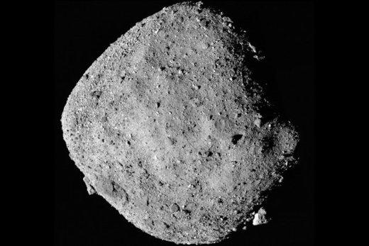کشف آب در سیارک بننو توسط ناسا
