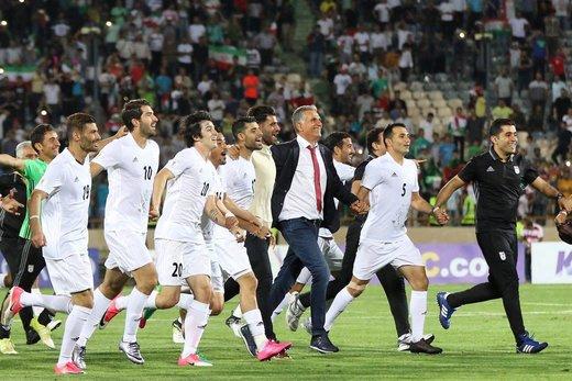 کابوس دائمی ایران در جام ملتها از ۱۹۸۴ تا ۲۰۱۵