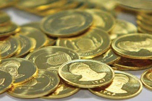 طلا در جهان ارزان شد، سکه در ایران گران