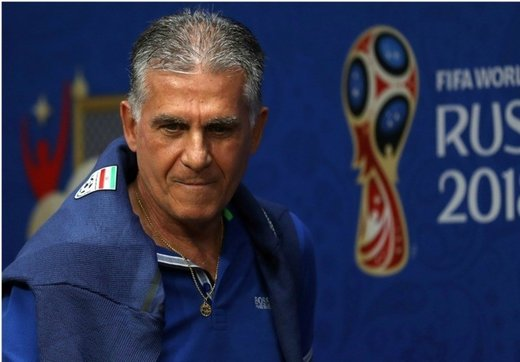 Time to Climb for Team Melli: Carlos Queiroz