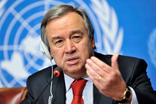 واکنش  سازمان ملل به ساقط شدن پهپاد آمریکایی