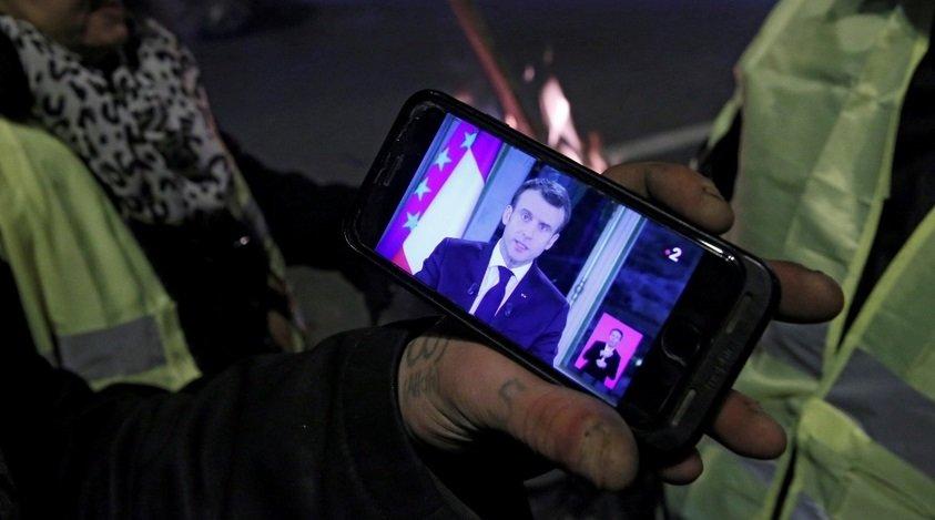 سرنوشت اروپا در دست رئیس جمهور جوان