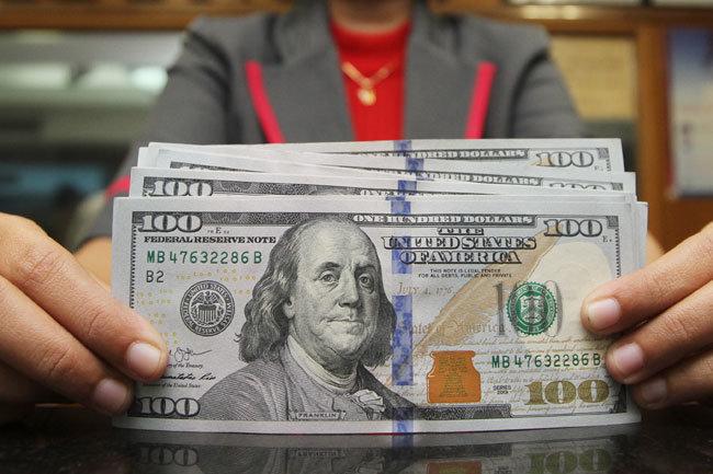 تقویت ارزش دلار