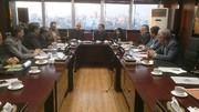 نشست استاندار چهارمحالوبختیاری با مدیرعامل بانک سپه و پیگیری پروژههای مهم استانی