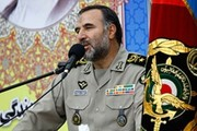 فرمانده نیروی زمینی ارتش: مراد از صراط مستقیم و نعمت بزرگ وجود ولی امر مسلمین است