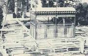 عکس | آرامگاه حافظ در اواخر دوره قاجار