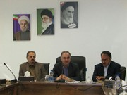 اتخاذ تصمیمات جدید حوزه مرزی با حضور مسئولان گیلان/ تصاویر