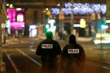 تصاویر رویترز از تیراندازی و شب خونین استراسبورگ