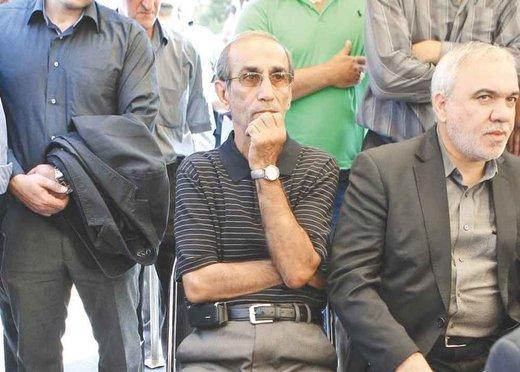 علی جباری: «چپ پا» روی دست ایرج نبود