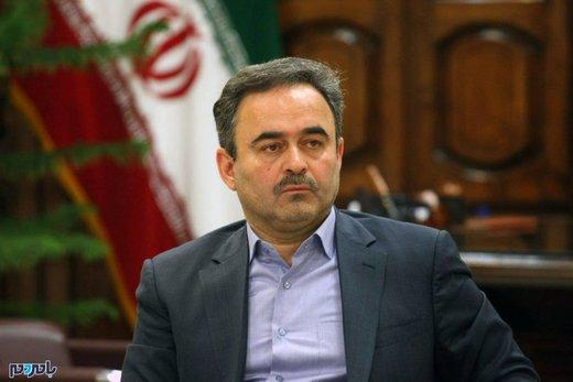 انتخاب فرماندار لاهیجان به عنوان سفیر فرهنگ ترافیک