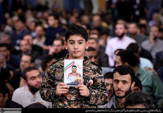 روایتی از حاشیههای دیدار خانوادههای شهدا با رهبر انقلاب