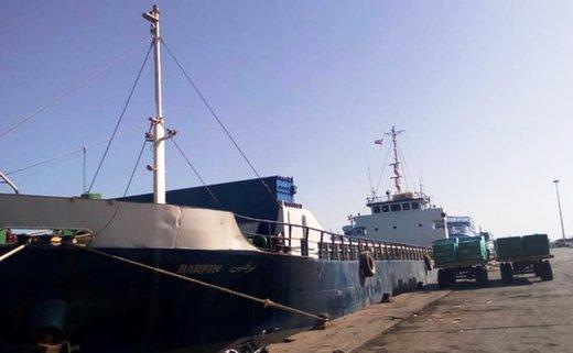 Hormuzgan exports first non-oil consignment to Oman