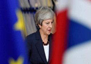 تعداد قانونگذاران انگلیسی خواهان استیضاح ترزا می به حد نصاب رسید