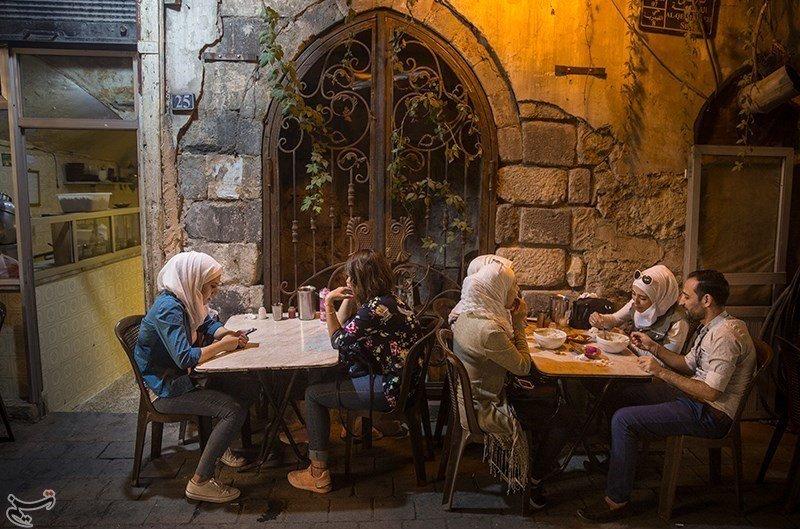 تصاویر | شبهای دمشق پس از داعش
