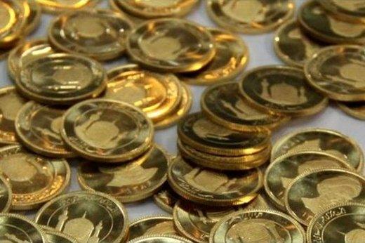 سکه و طلا به قیمت ۵ ماه پیش برگشت