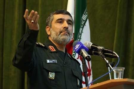 سردار حاجی زاده: تحریم هیچگاه برداشته نخواهد شد/ دشمن در حوزه موشکی ما ارادهای ندارد