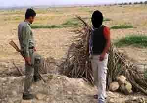 بازداشت شکارچی مرال در گلستان