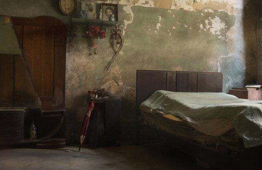 رنگها و فضای باز یک اتاق در شهر هاوانا کوبا