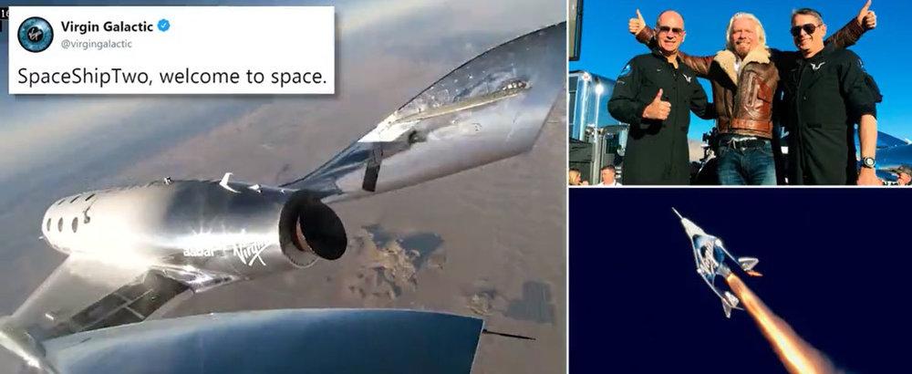 اولین سفر توریستی-فضایی تا 6 ماه آینده
