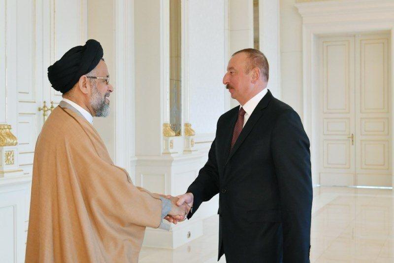 علوی پس از دیدار با علیاف: تعامل خوبی بین سرویسهای امنیتی ایران و آذربایجان برقرار است