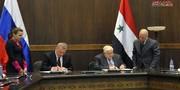 توافق جدید میان روسیه و سوریه