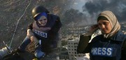 اسرائیلیها خبرنگار العالم را مجروح کردند