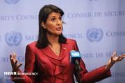توصیف نیکی هیلی از سند راهبردی ایران و چین
