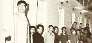 عکس | صف حمام نمره در تهران دهه ۵۰