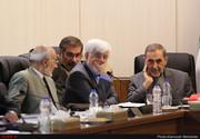 عکس | ۴ کاندیدای ریاست جمهوری در مجمع تشخیص مصلحت نظام
