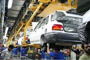 تولید خودرو ۵۷ درصد کاهش یافت
