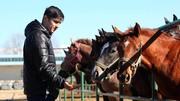 عکس | رامین رضاییان مهمان سردار آزمون در آخرین اکران مردمی «سریک»