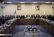 غیبت ۱۴ عضو مجمع تشخیص مصلحت در جلسه امروز + اسامی و عکس