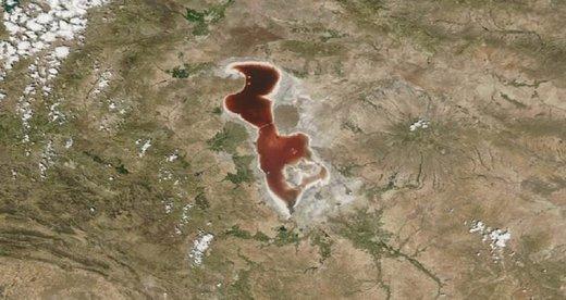 ۱۱۴۳.۳ میلیارد تومان از مصوبات احیای دریاچه ارومیه پرداخت شد